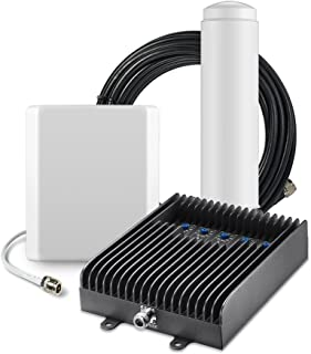 SureCall Fusion5s Omni/Panel Cell Signal Booster for All Carriers 3G/4G LTE up to 6,000 Sq Ft