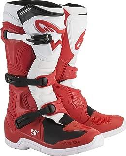Alpinestars Tech 3 Boots-Red/White-11