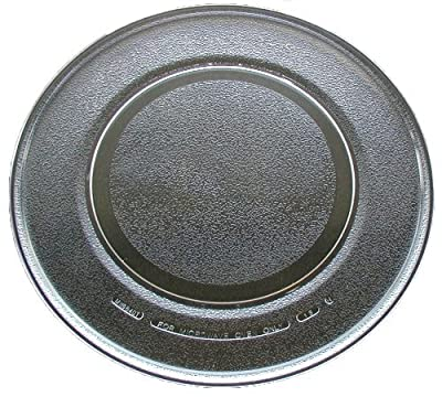 "G.E. Microwave Glass Turntable Plate / Tray 15 1/2 "" WB49X0690"