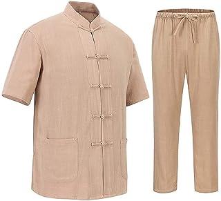 Tai Chi Suit Tai Chi odzież dla kobiet, mężczyzn Chiński Tang Garnitur Sztuki walki Odzież Tai Chi Codzienny Medytacja Kom...