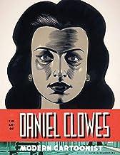 ART OF DANIEL CLOWES MODERN CARTOONIST HC
