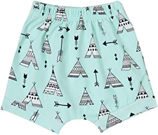 Ding Dong Baby Kid Boys Girls Cotton Shorts