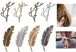 vintage style feather tree
