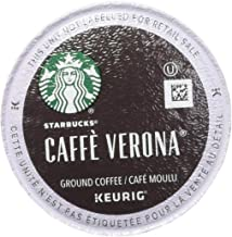 Starbucks Caffe Verona Coffee 96 K Cups Packs
