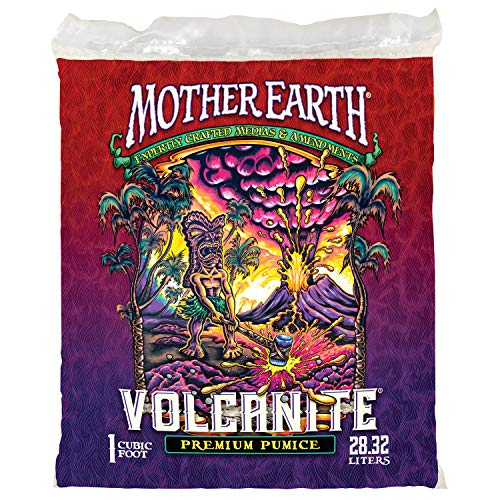 Mother Earth Volcanite Premium Garden Pumice, 1CF for 11,91