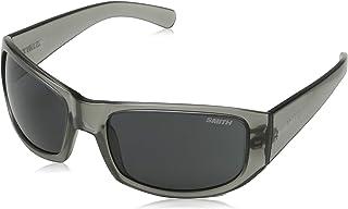 Smith Bauhaus 20193063M54IR Mens Cloud Frame Blackout Lens Wrap Sunglasses