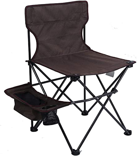 Klappstuhl Skizze Tragbare Rückenlehne Freizeit Im Freien Strand Angeln Camping Ausflug 47  47  74 cm MUMUJIN