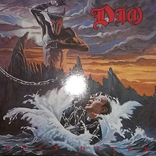 Dio - Holy Diver - Mercury - 811 021-1  Q 