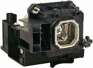 Supermait NP15LP / 60003121 Lámpara de Repuesto para proyector con Carcasa para NEC M230X / M260W / M260X / M260XS / M300X / M230XG / M260XG / M300XG / M300XSG / M260WG / ME270XC / NP-M300X+
