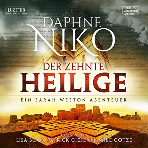 Der zehnte Heilige (Sarah Weston 1) audiobook cover art