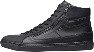 NeroGiardini A901301U Sneaker Altas Hombre De Piel
