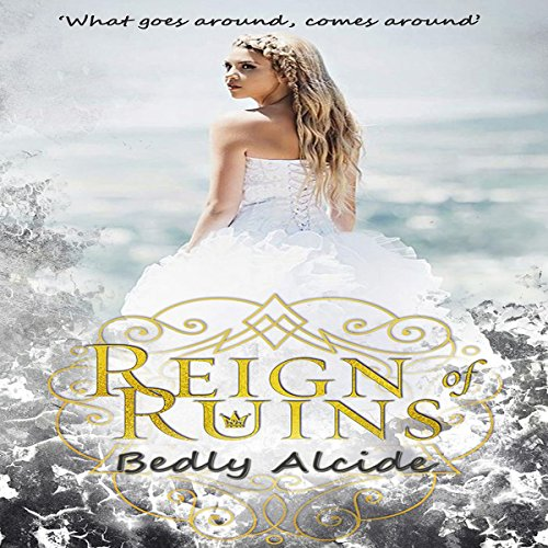 Reign of Ruins audiobook cover art