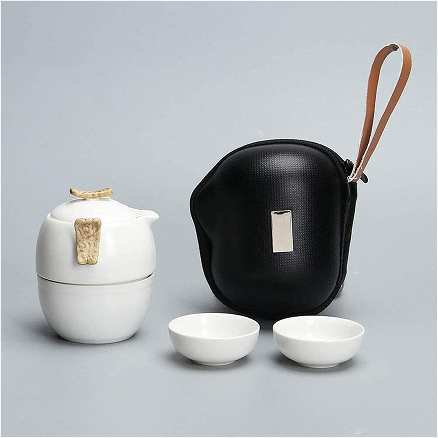 Tea Cup Set Coffee Cups Travel Fu Pot Kung 1 Outlet sale ! Super beauty product restock quality top! feature Teapot