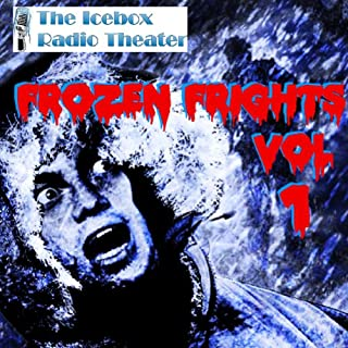 Frozen Frights, Volume 1 cover art