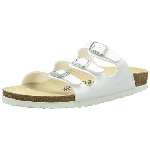 968bb1ed553 Birkenstock Womens Sandal White Florida