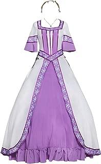 Women's Dress for Akagami No Shirayukihime Shirayuki ED Cosplay