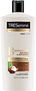 TRESEMME Botanique Nourish & Replenish Conditioner, 22 Oz (2 Pack)