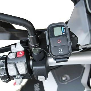 YUQINN Motociclettas Parti Supporto Cavalletto laterale Ingrandire Pad estensione Plate For BMW K1600GT K1600GTL K 1600GT 1600GTL K 1600 GT GTL 2017 2018 2019 Aluminium Color : Black