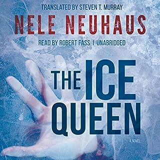 The Ice Queen audiobook cover art