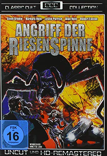 Angriff der Riesenspinne - Classic Cult Edition