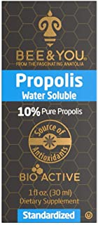 Bee&You Turkish Propolis Extract Water Soluble, 20 mL