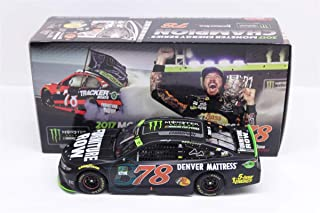 Lionel Racing Martin Truex Jr 2017 Monster Energy NASCAR Cup Series Champion Diecast 1:24 Scale