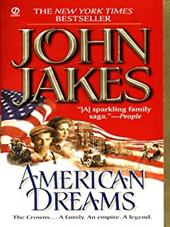 American Dreams (The Crown Family Saga Book 2)