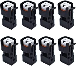 Best ev6 fuel injector connector Reviews