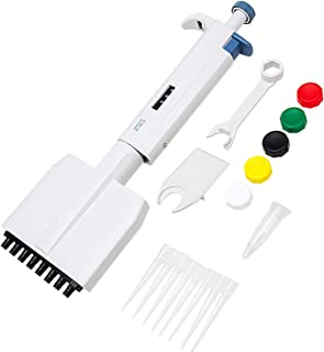 autoclavabile Pipettatore per micropipetta a canale singolo 1-10 ml Beslands 1 regolabile