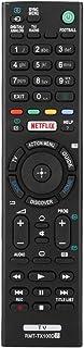 Afstandsbediening voor tv, grote knoppen Lange startafstand Laag stroomverbruik Smart TV-bediening voor Sony RMT-TX100D RM...
