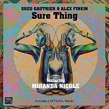 Sure Thing (feat. Miranda Nicole)