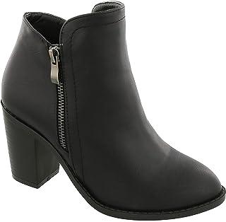 1fe5e89b3c7c Amazon.com  Top Moda - Ankle   Bootie   Boots  Clothing