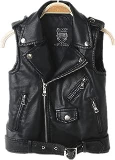 boys motorcycle vest