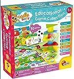 Lisciani - Carotina Baby Colección de 10 juegos educativos para niños (80243)