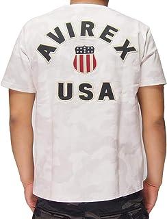 AVIREX[アヴィレックス] ヴァーシティー Tシャツ/半袖/6163363