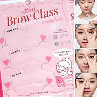 Mini Brow Class Drawing Guide by Etude House