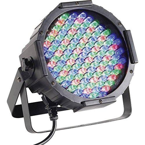 LED-PAR-Scheinwerfer Renkforce DL-LED107S DL-LED107S RGB