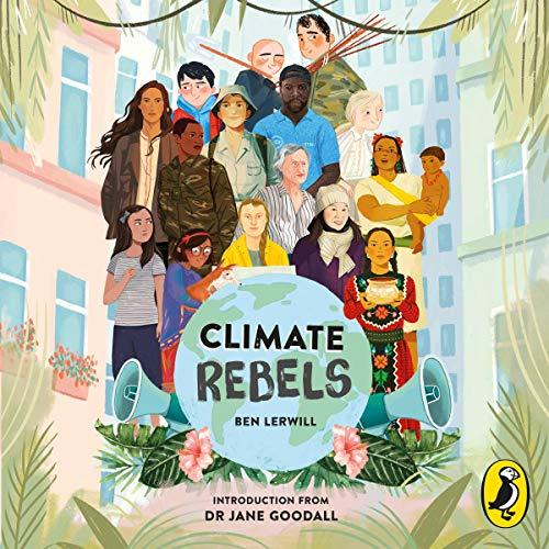 Couverture de Climate Rebels