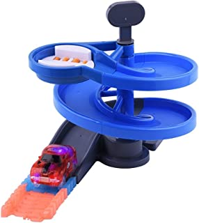ONTOPON Rotary Tower for Magic Track Accessory(Blue Rotary)