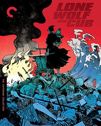 Criterion Collection: Lone Wolf & Cub [Edizione: Stati Uniti] [Italia] [Blu-ray]