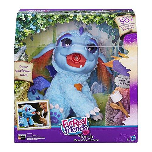 Hasbro B5142 Azul Chica - Figuras de Juguete para niños (Azul, 4 año(s), Chica, Acción / Aventura, C)