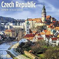 Czech Republic Wall Calendar 2020 (Travel)