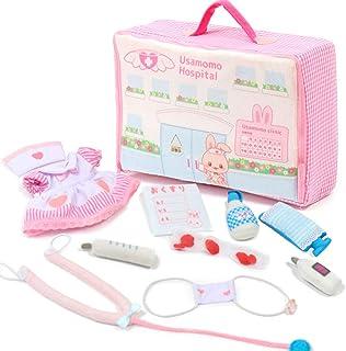 マザーガーデン うさももドール Sサイズ用 プチ 病院セット 〔お医者さんごっこ お世話セット 単品〕 おもちゃ 着せ替え お人形 遊び ままごと 998-50410