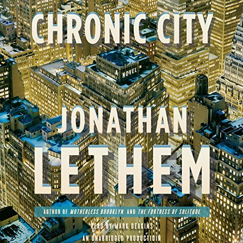 Chronic City cover art