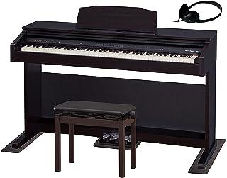 【お持ちの電子ピアノ引取り料&配送組立設置料込み】Roland ローランド DigitalPiano 電子ピアノ 88鍵盤 RP30 (高低自在椅子BNC-05セット, ❹防音防震マット&延長5年保証セット)