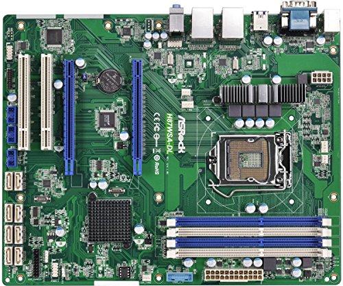 ASRock Rack Motherboard H87WSA-DL