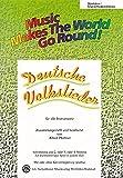 Musikverlag Joh. Siebenhüner Deutsche Volkslieder - Stimme 1+2 in C - Oboe/Violine/Glockenspiel
