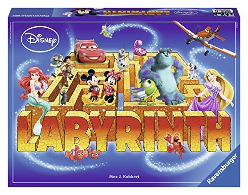 Ravensburger - El Laberinto Disney
