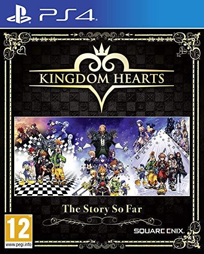 Kingdom Hearts: The Story so far (PS4) (輸入版)