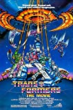 MCPosters The Transformers The Movie 1986 GLOSSY FINISH Movie Poster - MCP493 (24' x 36' (61cm x 91.5cm))